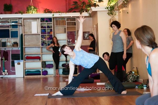 20110513 De West Yoga Day 2 71