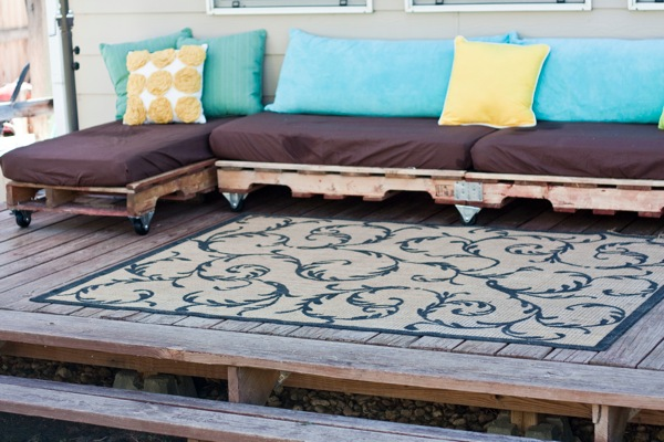 New patio couch 2