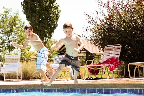 20110816 Sleepover Swim Day 16
