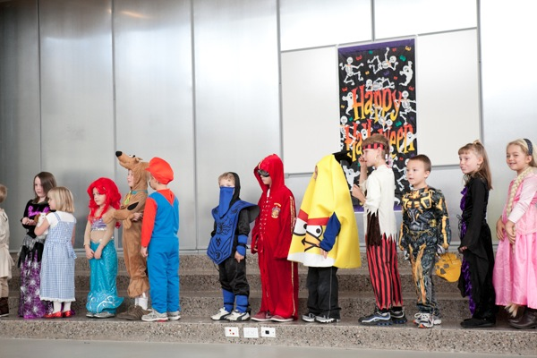 20111031 1031 School Party 9