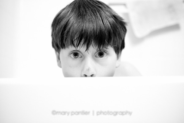 20111215 bathtub goldfish 1