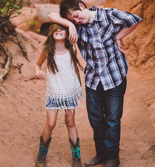 the mcgee family {a family session}