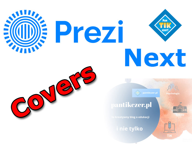 """Covers"" w Prezi Next"
