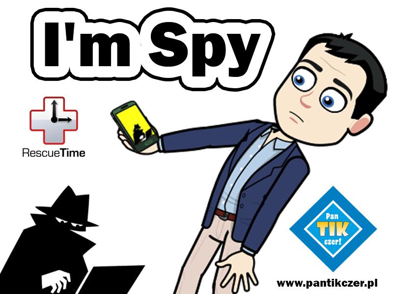 RescueTime – I'm Spy