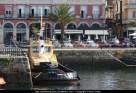 Remolcador ARENAL - Puerto interior de Ferrol - fotografía por Fermín Goiriz