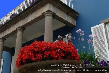 Mostra de Patchwork - arte en Cendón - Cedeira, xullo de 2011 - fotografía por Fermín Goiriz Díaz (13)