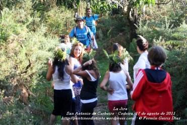 JIRA-GIRA-XIRA A SAN ANTONIO DA CORBEIRO - CEDEIRA 17 DE AGOSTO DE 2011 - FOTOGRAFÍA POR FERMÍN GOIRIZ DÍAZ (213)