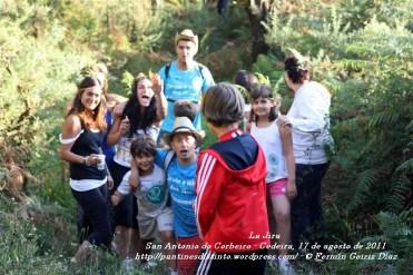 JIRA-GIRA-XIRA A SAN ANTONIO DA CORBEIRO - CEDEIRA 17 DE AGOSTO DE 2011 - FOTOGRAFÍA POR FERMÍN GOIRIZ DÍAZ (216)