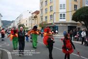 Desfile de Carnaval en Cedeira, 18 de febrero de 2012 - Carnaval Cedeira 2012 - Galicia -fotografía por Fermín Goiriz Díaz (23)