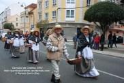 Desfile de Carnaval en Cedeira, 18 de febrero de 2012 - Carnaval Cedeira 2012 - Galicia -fotografía por Fermín Goiriz Díaz (27)