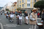 Desfile de Carnaval en Cedeira, 18 de febrero de 2012 - Carnaval Cedeira 2012 - Galicia -fotografía por Fermín Goiriz Díaz (28)
