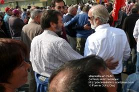 Fotografías manifestación 29-M en Ferrol - +40.000 manifestantes - Ferrolterra - contra la reforma laboral del PP - Fotografía por Fermín Goiriz Díaz (11)