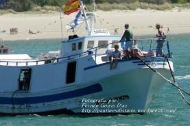 Procesión Marítima en honor de la Patrona de Cedeira - Cedeira, 16 de agosto de 2012 - fotografía por Fermín Goiriz Díaz (103)
