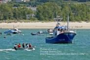 Procesión Marítima en honor de la Patrona de Cedeira - Cedeira, 16 de agosto de 2012 - fotografía por Fermín Goiriz Díaz (109)