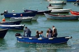 Procesión Marítima en honor de la Patrona de Cedeira - Cedeira, 16 de agosto de 2012 - fotografía por Fermín Goiriz Díaz (11)