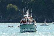 Procesión Marítima en honor de la Patrona de Cedeira - Cedeira, 16 de agosto de 2012 - fotografía por Fermín Goiriz Díaz (113)