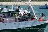 Procesión Marítima en honor de la Patrona de Cedeira - Cedeira, 16 de agosto de 2012 - fotografía por Fermín Goiriz Díaz (143)
