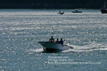 Procesión Marítima en honor de la Patrona de Cedeira - Cedeira, 16 de agosto de 2012 - fotografía por Fermín Goiriz Díaz (20)
