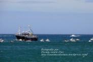 Procesión Marítima en honor de la Patrona de Cedeira - Cedeira, 16 de agosto de 2012 - fotografía por Fermín Goiriz Díaz (251)