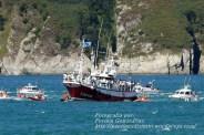 Procesión Marítima en honor de la Patrona de Cedeira - Cedeira, 16 de agosto de 2012 - fotografía por Fermín Goiriz Díaz (263)