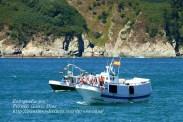 Procesión Marítima en honor de la Patrona de Cedeira - Cedeira, 16 de agosto de 2012 - fotografía por Fermín Goiriz Díaz (306)