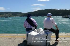 Procesión Marítima en honor de la Patrona de Cedeira - Cedeira, 16 de agosto de 2012 - fotografía por Fermín Goiriz Díaz (356)