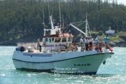 Procesión Marítima en honor de la Patrona de Cedeira - Cedeira, 16 de agosto de 2012 - fotografía por Fermín Goiriz Díaz (425)