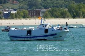 Procesión Marítima en honor de la Patrona de Cedeira - Cedeira, 16 de agosto de 2012 - fotografía por Fermín Goiriz Díaz (88)