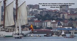 Buque Escuela Juan Sebastián de Elcano saliendo de la ría de Ferrol - fotografía por Fermín Goiriz Díaz, 16-02-2013 (11)