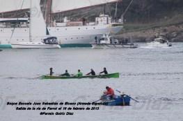 Buque Escuela Juan Sebastián de Elcano saliendo de la ría de Ferrol - fotografía por Fermín Goiriz Díaz, 16-02-2013 (33)