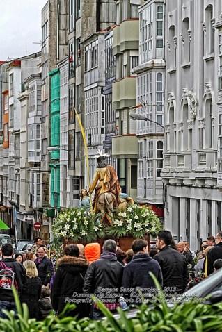 Semana Santa Ferrolana - Ferrol, 24 de marzo 2013 - Domingo de Ramos - Cofradía de Las Angustias - fotografía por Fermín Goiriz Díaz (14) (Medium)