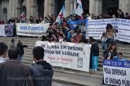 Contra la LOMCE - Huelga General en la Enseñanza Pública en Ferrol - Foto por Fermín Goiriz Díaz, 09-05-2013 (18)