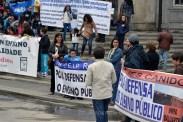 Contra la LOMCE - Huelga General en la Enseñanza Pública en Ferrol - Foto por Fermín Goiriz Díaz, 09-05-2013 (19)