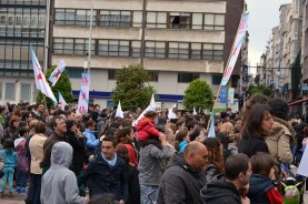 Contra la LOMCE - Huelga General en la Enseñanza Pública en Ferrol - Foto por Fermín Goiriz Díaz, 09-05-2013 (21)