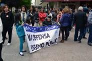 Contra la LOMCE - Huelga General en la Enseñanza Pública en Ferrol - Foto por Fermín Goiriz Díaz, 09-05-2013 (5)