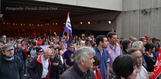Folga Comarcal Ferrol, Huelga General Ferrol, 12 de xuño de 2013 - manifestación Ferrol, 12-06-2013 - fotografía por Fermín Goiriz Díaz(120)