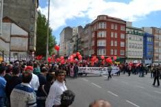 Folga Comarcal Ferrol, Huelga General Ferrol, 12 de xuño de 2013 - manifestación Ferrol, 12-06-2013 - fotografía por Fermín Goiriz Díaz(13)