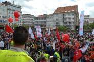 Folga Comarcal Ferrol, Huelga General Ferrol, 12 de xuño de 2013 - manifestación Ferrol, 12-06-2013 - fotografía por Fermín Goiriz Díaz(136)