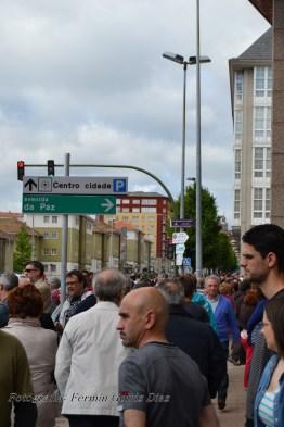 Folga Comarcal Ferrol, Huelga General Ferrol, 12 de xuño de 2013 - manifestación Ferrol, 12-06-2013 - fotografía por Fermín Goiriz Díaz(15)