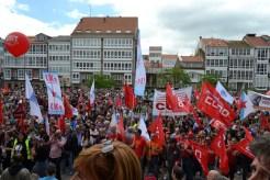 Folga Comarcal Ferrol, Huelga General Ferrol, 12 de xuño de 2013 - manifestación Ferrol, 12-06-2013 - fotografía por Fermín Goiriz Díaz(154)