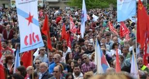 Folga Comarcal Ferrol, Huelga General Ferrol, 12 de xuño de 2013 - manifestación Ferrol, 12-06-2013 - fotografía por Fermín Goiriz Díaz(155)