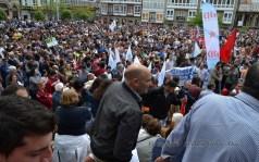 Folga Comarcal Ferrol, Huelga General Ferrol, 12 de xuño de 2013 - manifestación Ferrol, 12-06-2013 - fotografía por Fermín Goiriz Díaz(156)