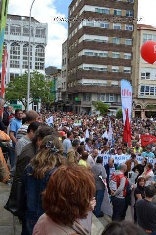 Folga Comarcal Ferrol, Huelga General Ferrol, 12 de xuño de 2013 - manifestación Ferrol, 12-06-2013 - fotografía por Fermín Goiriz Díaz(176)