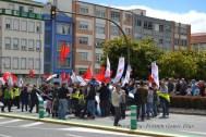Folga Comarcal Ferrol, Huelga General Ferrol, 12 de xuño de 2013 - manifestación Ferrol, 12-06-2013 - fotografía por Fermín Goiriz Díaz(25)