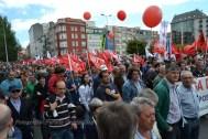 Folga Comarcal Ferrol, Huelga General Ferrol, 12 de xuño de 2013 - manifestación Ferrol, 12-06-2013 - fotografía por Fermín Goiriz Díaz(46)