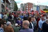 Folga Comarcal Ferrol, Huelga General Ferrol, 12 de xuño de 2013 - manifestación Ferrol, 12-06-2013 - fotografía por Fermín Goiriz Díaz(50)