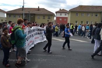 Folga Comarcal Ferrol, Huelga General Ferrol, 12 de xuño de 2013 - manifestación Ferrol, 12-06-2013 - fotografía por Fermín Goiriz Díaz(93)
