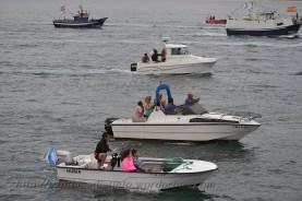 Procesión marítima en honor a la virgen del mar - Cedeira, 16-08-2013 - Fotografía por fermín Goiriz Díaz (41)