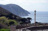 Vista desde el santuario de San Andres de Teixido