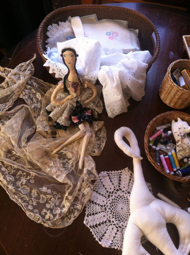 art doll witch